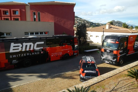 BMC-Spanje