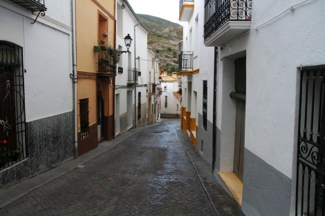 Famorca-straatje