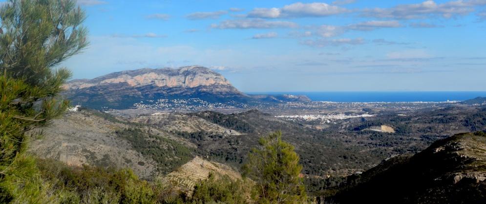 Montgo-Panorama