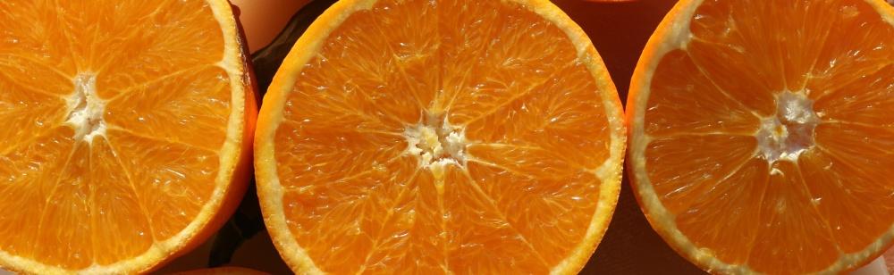Halvesinaasappel