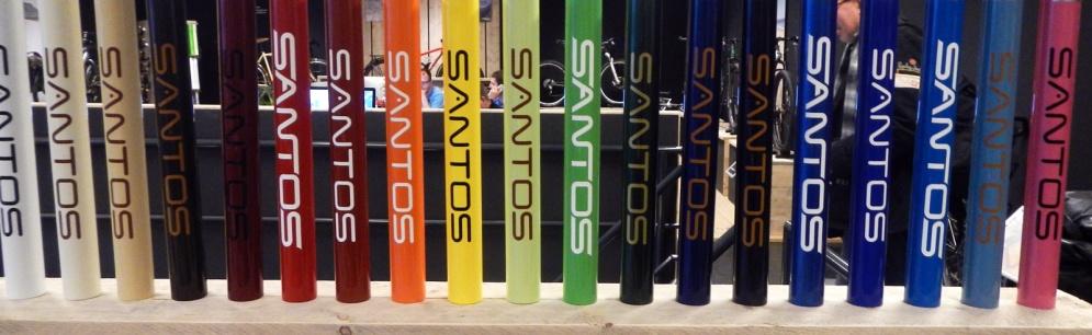 Santos-kleuren