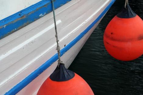 Vissersboot-Calpe