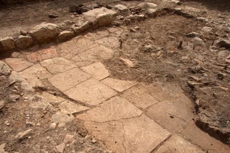 Romeinse-vloer