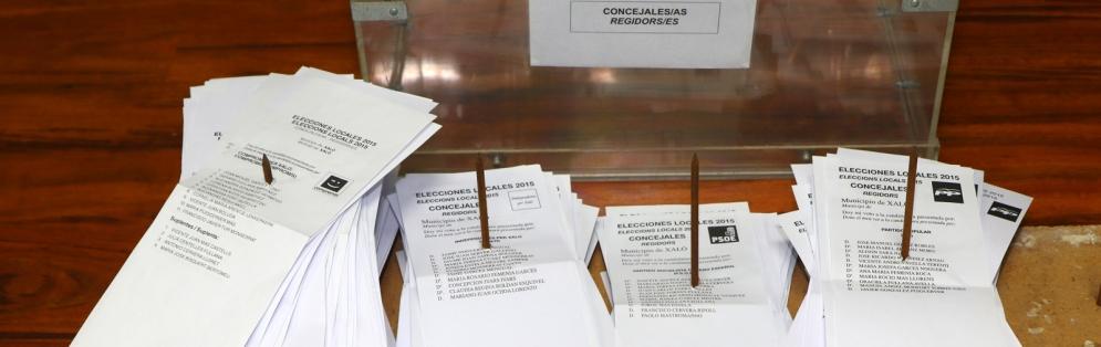 Stembiljetten