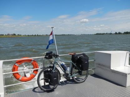 Heerlijk zo´n fietstocht