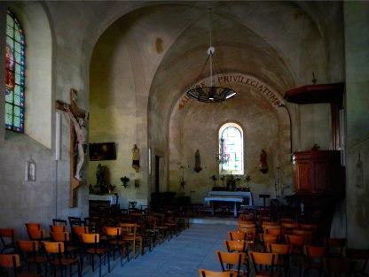 Apremont-sur-Allier-kerk