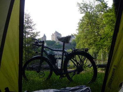 Camping bij Uzerche