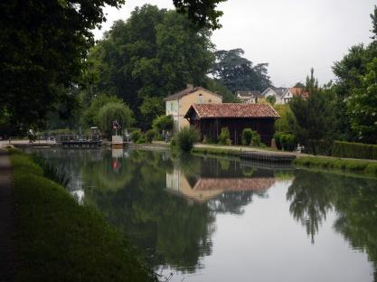 Canal Lateral a la Garonne