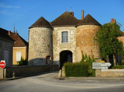 Porte St.Nicolas, Ervy
