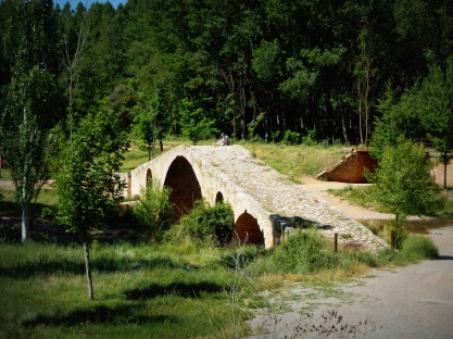 De Romeinse brug is prima