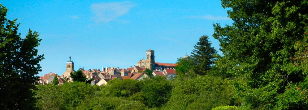 Vezelay-Frankrijk