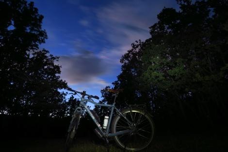 Santos bij nacht