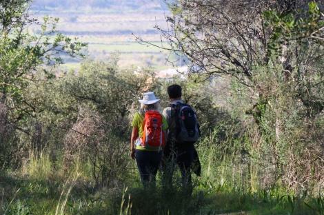 Spanje-wandelen